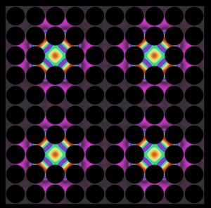 Thermal lattices Image courtesy of the MIT researchers