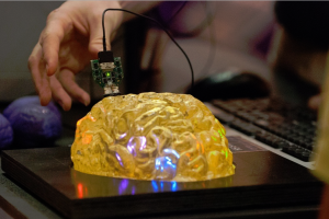 At the recent meeting of the American Association for the Advancement for Science in Boston, neuroscientists outlined several lines of promising brain-machine interface research.