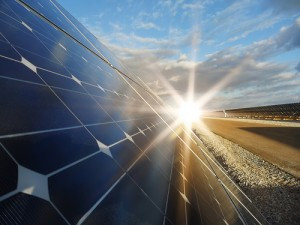 Because of their potential to reduce costs for both fabrication and materials, organic photovoltaics could be much cheaper to manufacture than conventional solar cells and have a smaller environmental impact as well.