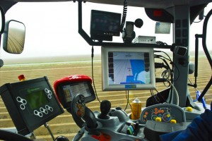 Tractor guidance system