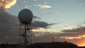 Dual-polarization is the most significant enhancement made to the nation's Next Generation Weather Radar network, NEXRAD, since Doppler radar was first installed in the early 1990s. Credit: NOAA