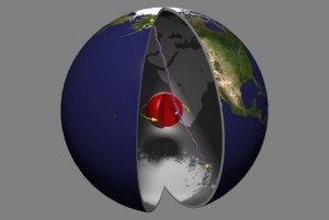 """We all know that the Earth rotates beneath our feet, but new research from ANU has revealed that the center of the Earth is out of sync with the rest of the planet, frequently speeding up and slowing down. Associate Professor Hrvoje Tkalcic from the ANU College of Physical and Mathematical Sciences and his team used earthquake doublets to measure the rotation speed of Earth's inner core over the last 50 years. They discovered that not only did the inner core rotate at a different rate to the mantle – the layer between the core and the crust that makes up most of the planet's interior – but its rotation speed was variable. """"This is the first experimental evidence that the inner core has rotated at a variety of different speeds,"""" Associate Professor Tkalcic said. """"We found that, compared with the mantle, the inner core was rotating more quickly in the 1970s and 1990s, but slowed down in the 80s. The most dramatic acceleration has possibly occurred in the last few years, although further tests are needed to confirm that observation. """"Interestingly, Edmund Halley, namesake of Halley's Comet, speculated that the inner shells of the Earth rotate with a different speed back in 1692."""" Scientists have so far assumed the rotation rate of the inner core to be constant because they lacked adequate mathematical methods for interpreting the data, says Associate Professor Tkalcic. A new method applied to earthquake doublets – pairs of almost identical earthquakes that can occur a couple of weeks to 30 or 40 years apart – has provided the solution. """"It's stunning to see that even 10, 20 or 30 years apart, these earthquakes look so similar. But each pair differs very slightly, and that difference corresponds to the inner core. We have been able to use that small difference to reconstruct a history of how the inner core has rotated over the last 50 years,"""" he said."""