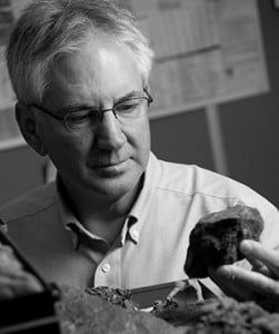 Figuring out the natural carbon cycle from the late Paleozoic forms the baseline needed to predict what the effects of human activity will have on today's climate, says Professor John Isbell.