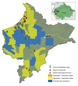 A study presents a new framework for oil and gas development in the Amazon