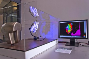 The new technology allows to project 400 images per second and create 40 three-dimensional images per second. © Fraunhofer IOF