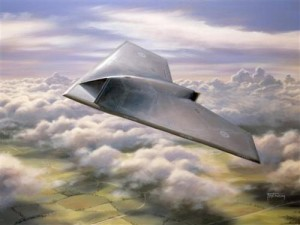 In this undated artist's rendering provided by BAE Systems, Taranis aircraft is shown. A new United Nations draft report posted online this week objects to the use of weapons systems like the Taranis that can attack targets without any human input. The report for the U.N. Human Rights Commission deals with legal and philosophical issues involved in giving robots lethal powers over humans, echoing countless science-fiction novels and films. (AP Photo/BAE Systems)