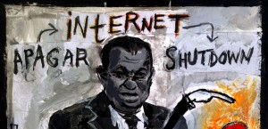 Former Egyptian president Hosni Mubarak shut down the country's internet in 2011 in an effort to stop the uprising. But does Syria's recent online blackout have a darker motive? Mataparda