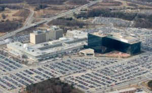 The National Security Agency headquarters at Fort Meade, Maryland, are seen on January 29, 2010. A 29-year-old government contractor was unveiled Sunday as the source of bombshell leaks about US monitoring of Internet users and phone records.