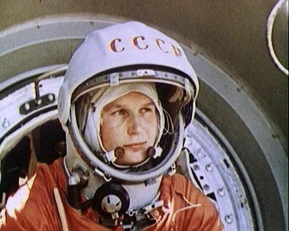 Soviet Cosmonaut Valentina Tereshkova was the first woman launched to space 50 years ago aboard Vostok-6 on June 16, 1963. Credit: Roscosmos