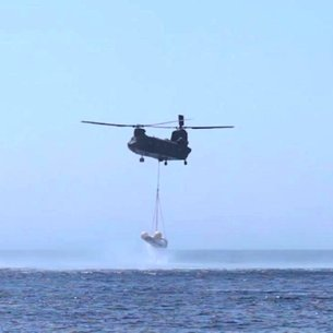 IXV safely recovered