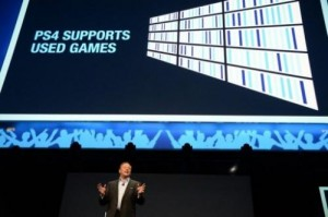 Jack Tretton, president and CEO of Sony Computer Entertainment of America, a division of Sony Computer Entertainment,. speaks at the Sony PlayStation E3 2013 press conference in Los Angeles, California, on June 10, 2013. Sony insists that the game console war is far from won, despite its PR launch triumph over Microsoft at the E3 event.