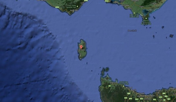 If it's cheese you're after, come to King Island. Source: Google Maps