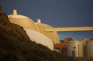 The San Onofre Nuclear Generating Station, pictured here on March 15, 2012, which shut down last year after a radiation leak will be permanently closed, its owners said Friday.