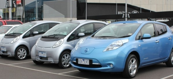 Electric vehicles need continued investment, innovation and effective communication before they will be adopted by mainstream consumers. Credit: Victorian Government
