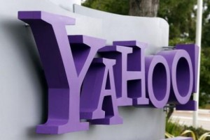 Yahoo on Tuesday announced it has bought a startup behind a smartphone movie application, extending a shopping spree launched after Marissa Mayer became chief of the Internet pioneer a year ago.