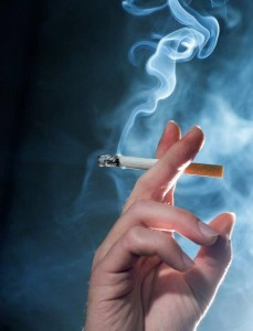 Cigarette smoke inhibits hundreds of genes that protect the heart and lungs, with an even more pronounced effect when obesity is a factor, new research shows.