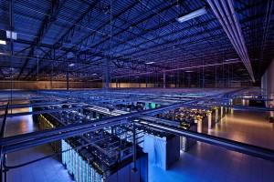 Google's data center in Council Bluffs, Iowa, covers 115,000 square feet. The company follows best practices for energy efficiency, but many companies and institutions could easily make their data centers more sustainable, a new study says.