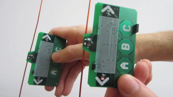 Using ambient backscatter, these devices can interact with users and communicate with each other without using batteries. They exchange information by reflecting or absorbing pre-existing radio signals.