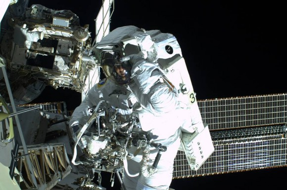"""""""Space is a harsh, inhospitable frontier and we are explorers, not colonisers."""" – ESA astronaut Luca Parmitano"""