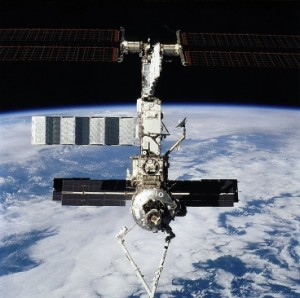 A view of the International Space Station. Photo: NASA