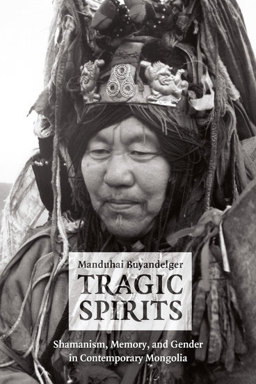 "Cover of ""Tragic Spirits"" (University of Chicago Press)"