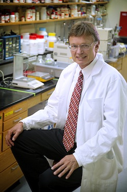 A UT Arlington team lead by Dr. Daniel W. Armstrong has come up with a new, more sensitive test for evidence of performance enhancing drugs.