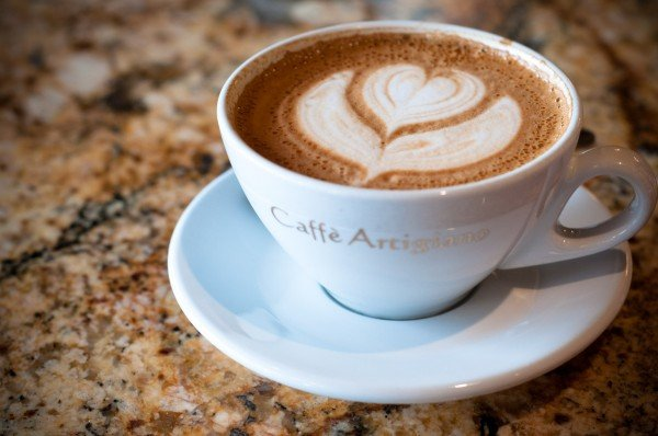 Coffee. Image credit: Kenny Louie, Vancouver, Canada. Via Flickr, CC BY 2.0