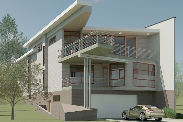 Building Information Modeling (BIM) is useful for giving views of a structure from various angles.