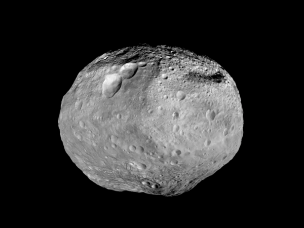 Mosaic of the asteroid Vesta made from images acquired by NASA's Dawn spacecraft. Credit: NASA/JPL-Caltech/UCAL/MPS/DLR/IDA