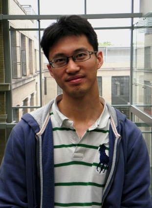 Chia Wei (Wade) Hsu, Courtesy of the Materials Processing Center