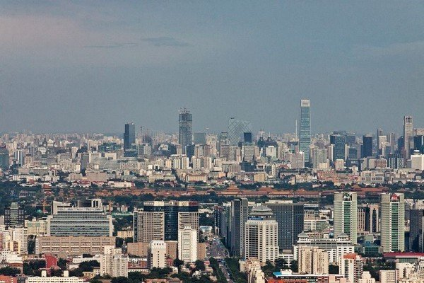 Picture: Beijing panorama. Image credit: ahenobarbus/Flickr, CC-BY 2.0