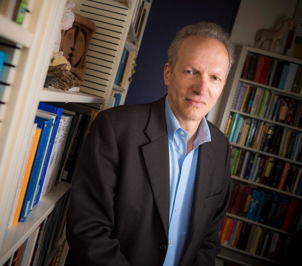 Cal-BRAIN co-director Ralph Greenspan, who also heads up UC San Diego's Center for Brain Activity Mapping.