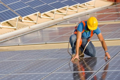 Research from UC Berkeley shows that more than 15,000 new jobs have been created over the last five years by California's solar-farm construction boom.