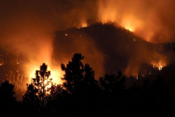 A new study indicates society might be better off treating wildfires like other natural disasters, including hurricanes, floods and earthquakes.