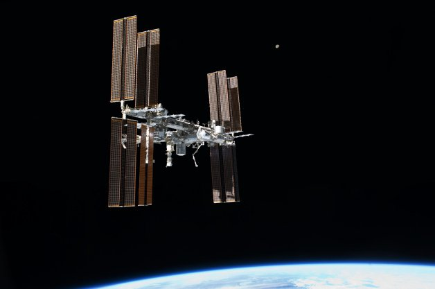 The Berkeley Lab experiment is slated to go aboard the International Space Station. (Credit: NASA)