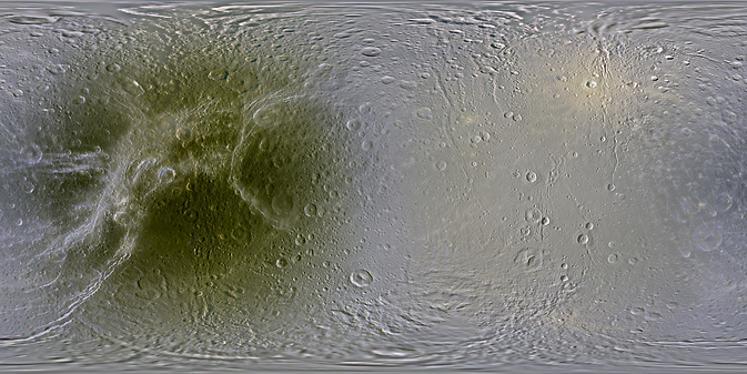 Map of Dione (before and after). Image Credit: NASA/JPL-Caltech/SSI/LPI