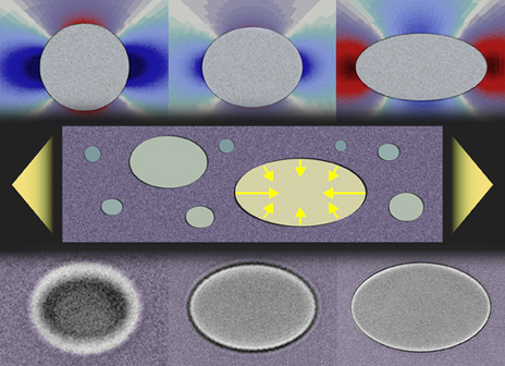 Yale engineers are strengthening soft materials with surface tension.