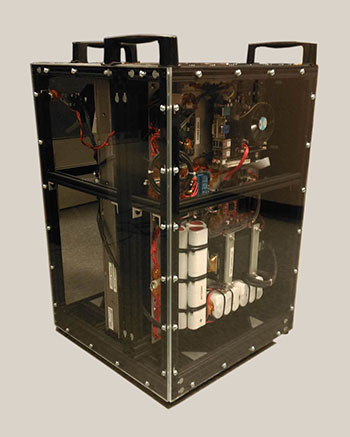 The SwRI Solar Instrument Pointing Platform (SSIPP). Image Courtesy of Southwest Research Institute