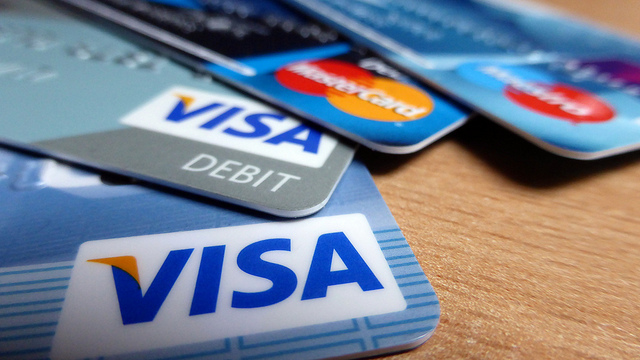 Picture: Credit Cards. Image credit: Sean MacEntee via Flickr, CC BY 2.0.