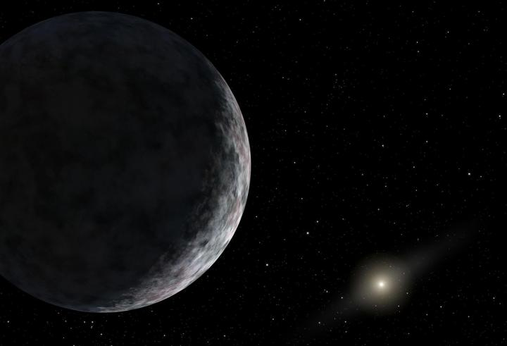 At least two unknown planets could exist in our solar system beyond Pluto. Image credit: NASA/JPL-Caltech