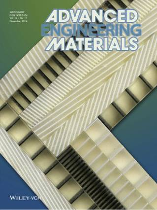 Frankel's imagery has appeared in numerous outlets, including Advanced Engineering Materials.