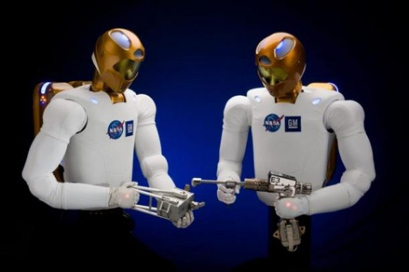 An example of some of the tasks Robonaut 2 can perform. Credit: NASA