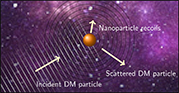 The proposed Dark Matter particle