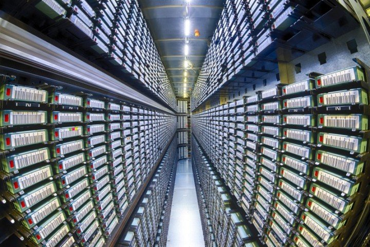 The recently completed Tevatron Run II Data Preservation Project makes the reams of CDF and DZero data available for future analysis.