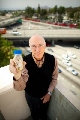 Charles Wyman, the Ford Motor Company Chair in Environmental Engineering at UC Riverside.