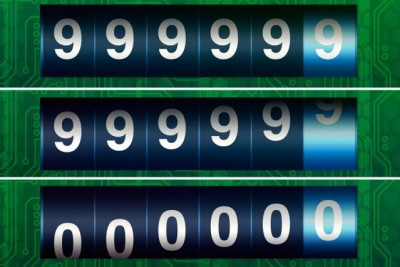 Integer overflows occur when a computer tries to store too large a number in the memory space reserved for it. The leading digits are discarded — much as they are when a car odometer turns over. Image: Jose-Luis Olivares/MIT