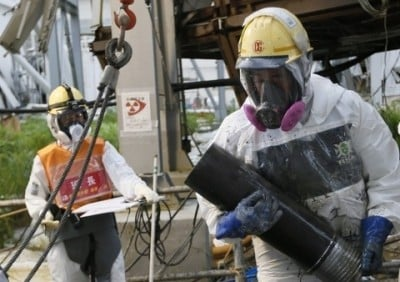 The Fukushima disaster was a dark chapter for nuclear power - but high-profile accidents are far from the only downside. EPA/KIMIMASA MAYAMA/AAP