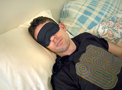 A new program that's been successfully piloted at the University of Iowa , SHUTi, which stands for Sleep Healthy Using the Internet, uses technology to actually improve sleep efficiency. Image credit: David Goehring, Flickr.com