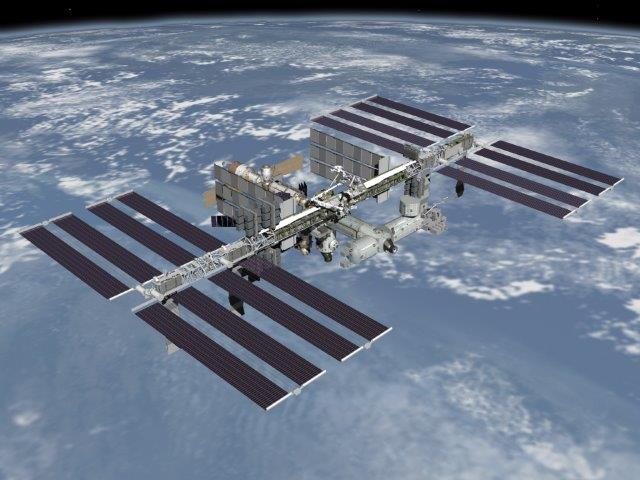 A new system for monitoring air and water aboard space craft could help astronauts achieve longer missions. Credit: NASA