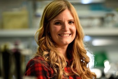 Parasitologist Dr Clare Anstead has led a team of scientists to index 14,544 genes of the Australian sheep blowfly.